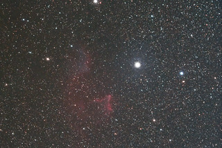 Gamma Cassiopeiae Nebula (IC 59 and IC 63) - 27 x 300s - ISO 800 | by killie1981