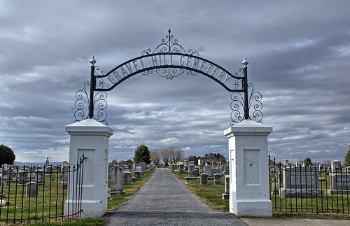 Gravel Hill Cemetery