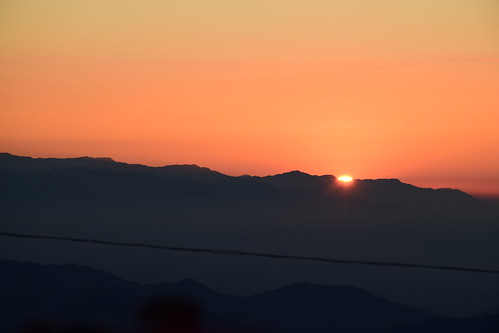 india darjeeling tigerhill gorkhaland sunrise october 2016 autumn view sun nikon 5300 himalayas dawn