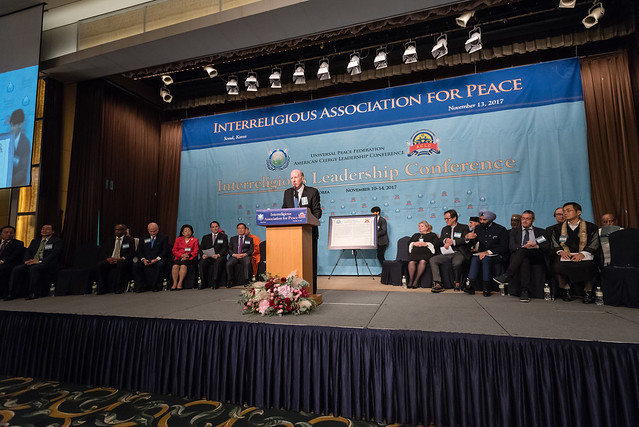 KOREA-2017-11-13-IRLC-Day4-Religious Leaders at Conference Form New Association