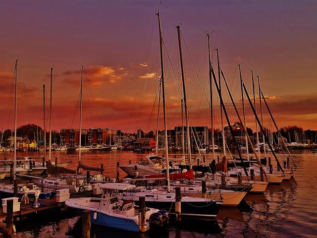 Annapolis Yacht Club 2017