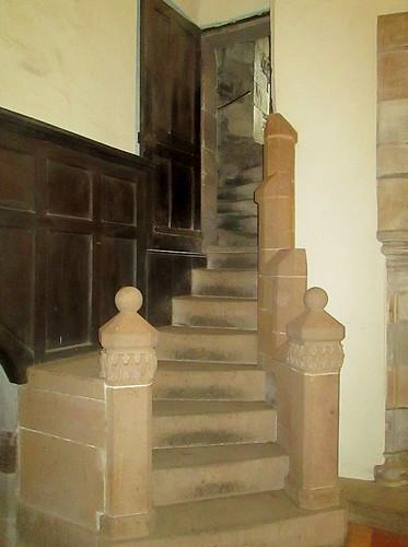 Doune Castle Interior