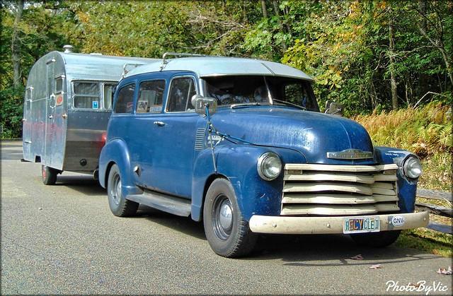 '53 Chevy Suburban