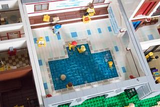 Hotel pool | by cimddwc