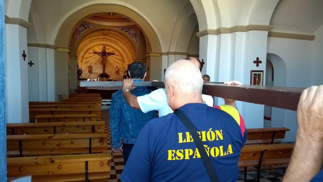 (2017-10-21) - Ensayo Eucaristía Legionaria -  José Vicente Romero Ripoll - (05)