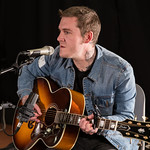 Thu, 30/11/2017 - 10:29am - Brian Fallon Live in Studio A, 11.30.17 Photographer: Liz Carr