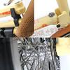 186-STRB-EVO-001 STRIDA 2015年-18吋EVO版折疊單車(碟剎)內變3速-奶油色(含原廠前後燈.鋁合金後貨架)4
