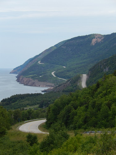Cape Breton Highlands NP - 1