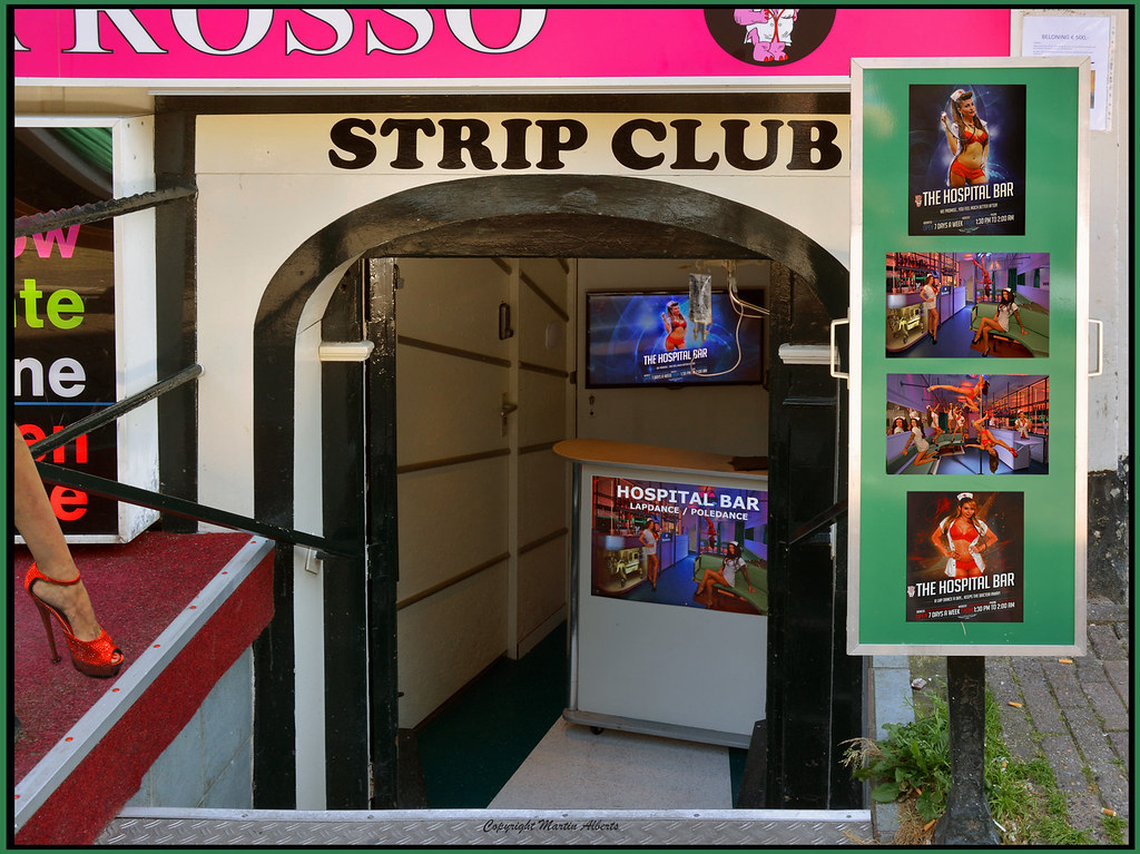 Amsterdam club strip commit
