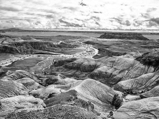 The Painted Desert, High View