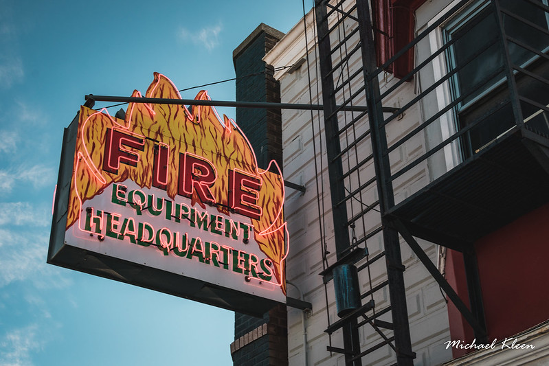 Fire Equipment Headquarters