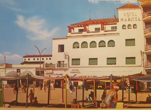 El Maricel, lloc on es va signar l'acta fundacional del CNC