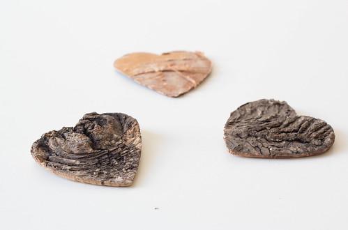 Wooden hearts   by wuestenigel