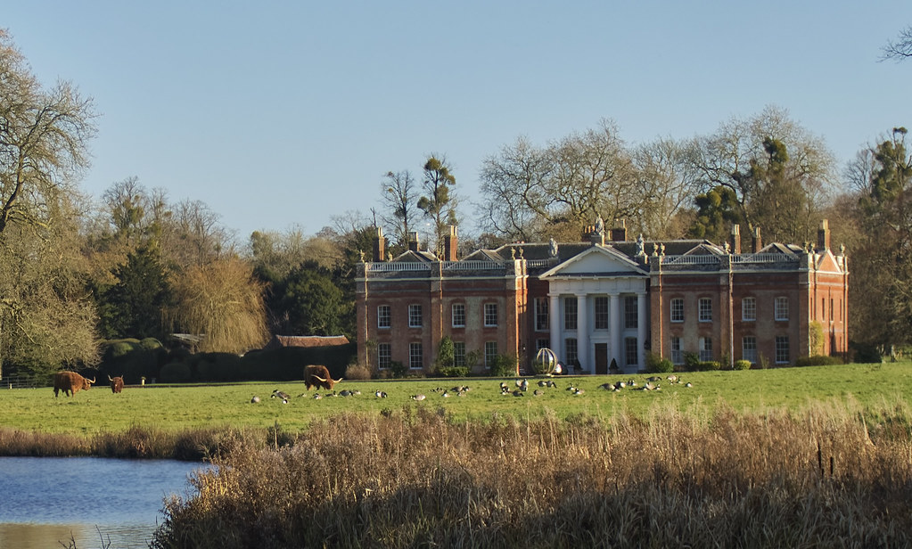 Avington House, Hampshire