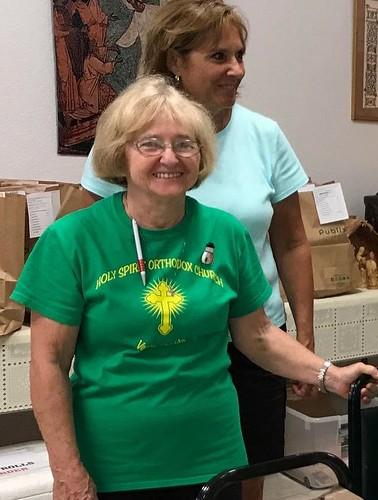 Ellen and Barbara | by Holy Spirit Orthodox Church