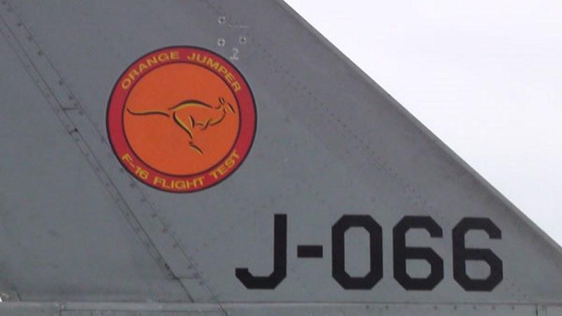 F-16BM MLU 2