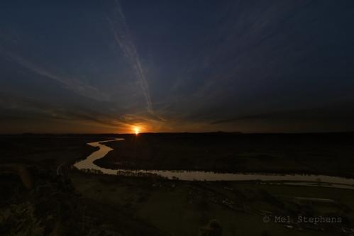 sunrise river tay viewpoint kinnoull perth scotland uk 20171119 201711 2017 q4 olympus omd em1ii ii m43 microfourthirds mirrorless mzuiko 714mm pro water mft landscape november scape