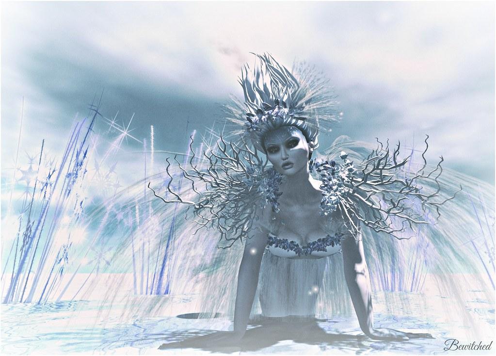 Cruel Ice Queen...