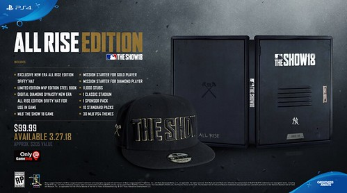 MLB The Show 18: All Rise Edition | by PlayStation.Blog