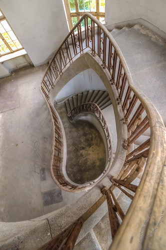 top-down stairs | by 3-day-beard / 3-tage-bart