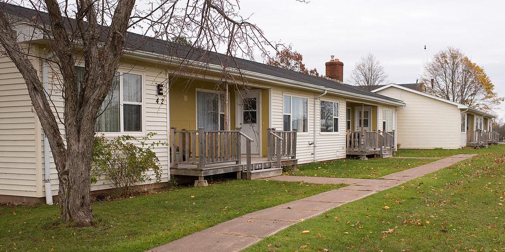 PEI Housing Seniors Housing Units
