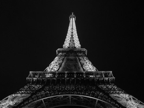 Eiffel Tower | by Blue Ronin