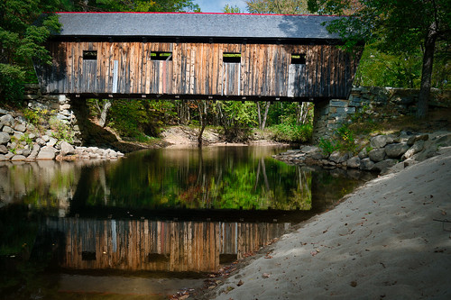 Lovejoy Bridge Andover, Maine | by GR Smith