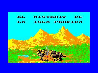 James Debug - El Misterio de la Isla Perdida (Amstrad CPC) | by Deep Fried Brains