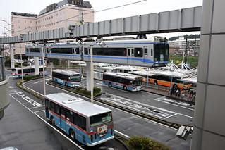 Shonan Monorail 5603, Ofuna