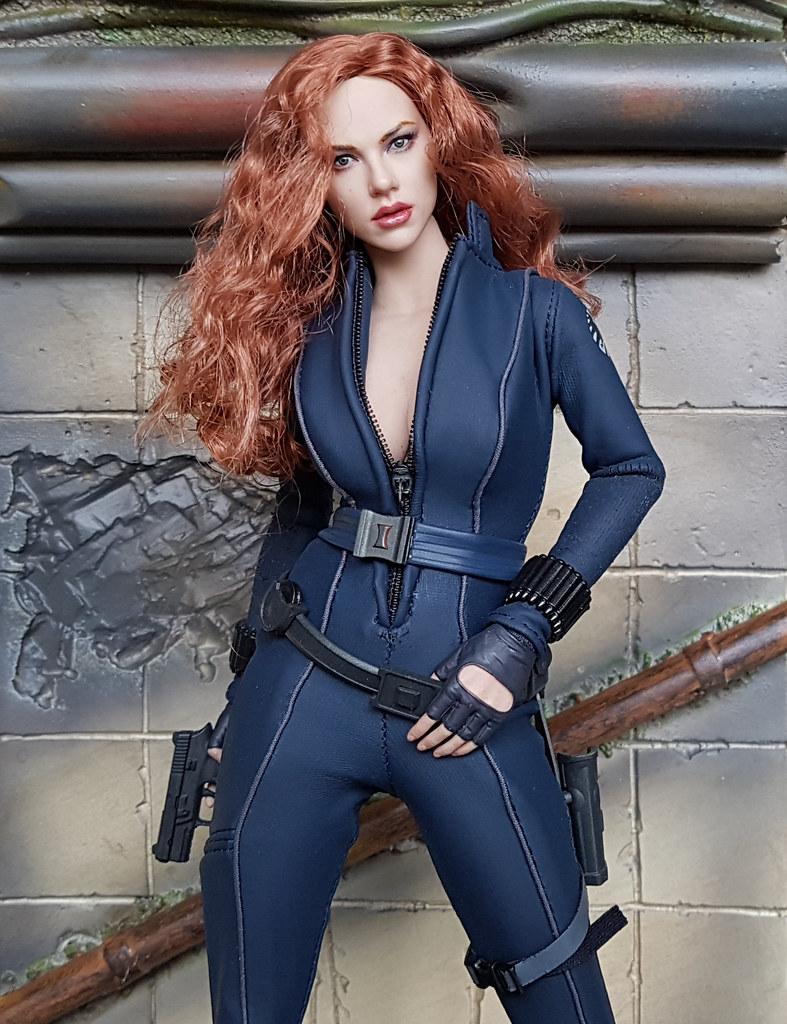 Natasha Romanoff In Iron Man 2 Bumble181 Flickr