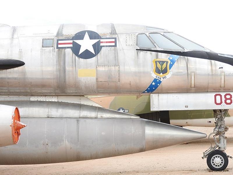 Convair B-58 BIS Hustler 5