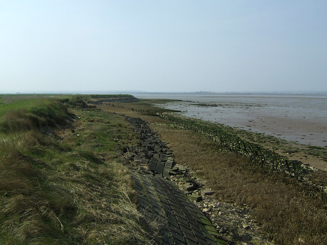 Near Mundon Stone Point