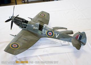 A4 - Spitfire Mk.XVI - Dave Johnson | by Will Vale