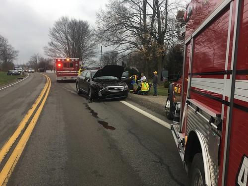 Cochranton Volunteer Fire Department » Motor Vehicle Accident ::