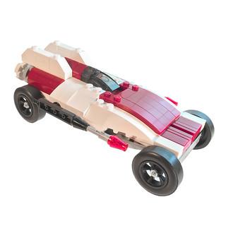 Brick Derby: A-Wing