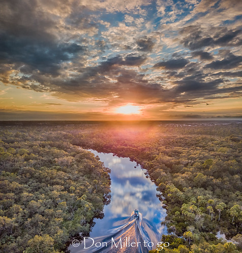 cloudporn sunsetmadness sunsets skypainter reflection goldenhour aerial florida mavicpro hdr myakkariver 3xp outdoors sunsetsniper clouds water hdrphotography sky venice unitedstates us