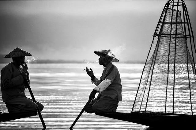 The ancient art of conversation~ Myanmar