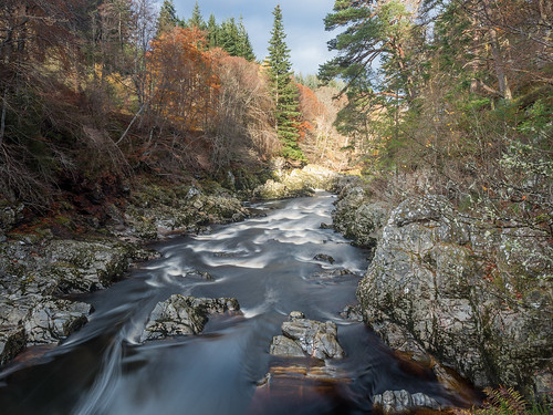 flow olympusem5markii em5 natural landscape rapids highlands countryside water longexposure le outdoor rural fall highlandscape ecosse swirl trees highland iainmacdiarmid scotland cascade river colour beauty riverfindhorn unitedkingdom swirls highlandscapezenfoliocom randolphsleap uk rocks