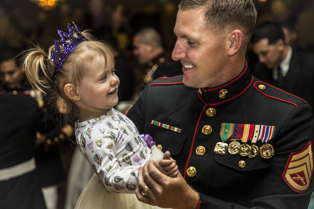 November 2017: National Veterans and Military Families Month