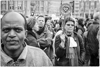 'Stop de uitzetting! Van Harte Pardon!' | by Henk Samson
