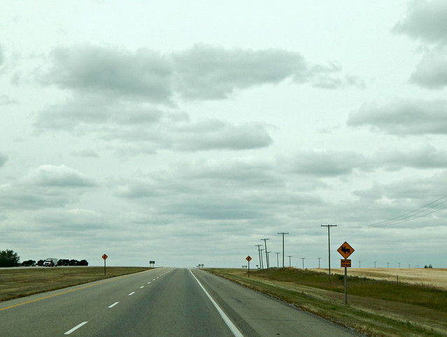 Moose Crossing, Next 13 km