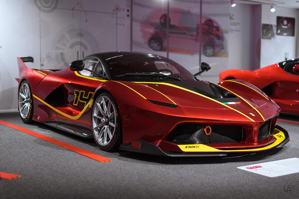 Ferrari FXX-K #14