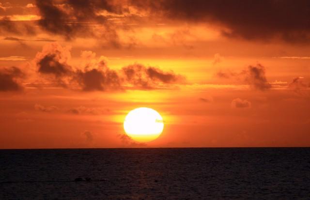 Soft Sunrise Sky