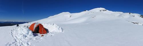 andes chile chilecentral regióndelaaraucanía campamento volcán volcano volcanoe volcánquetropillán parquenacional parquenacionalvillarrica randonné ski skitour esquí