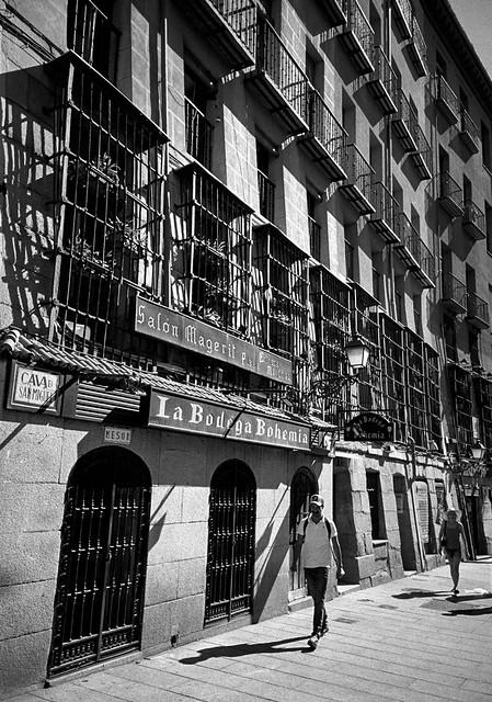 Madrid - Street Candid 2