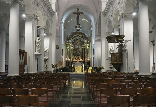 Saint Bartholomew's Church-Liege