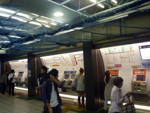 Tobu Kitasenju Station | by Kzaral