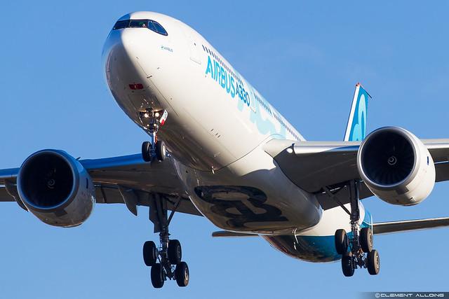 Airbus Industrie Airbus A330-941 cn 1795 F-WTTN