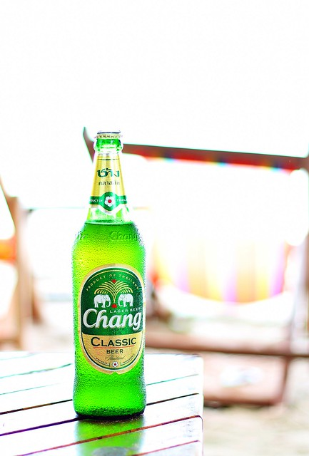 Chang by the Beach