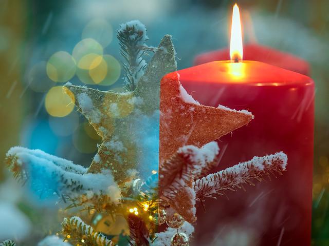 allen eine schöne Adventszeit :)